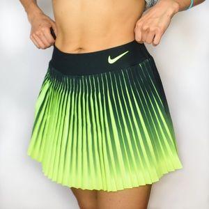 Nike Neon Serena Williams Skirt - Victory NEW